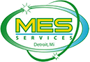 MES Services Logo - Dry Ice Blasting